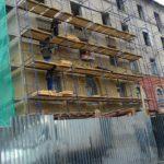 Будівництво гуртожитку
